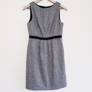 Loft petite wool blend professional style dress 6P